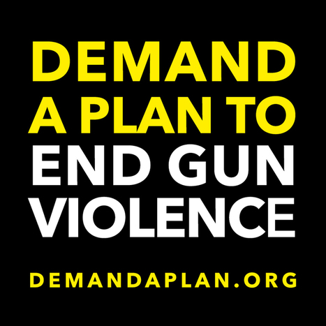 Now is the time to Demand A Plan to End Gun Violence | Insuring school safety | Scoop.it