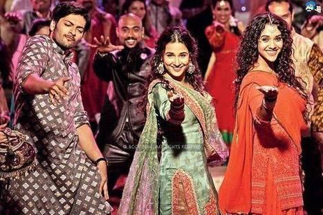 Bollywood songs go places in India - Times of India   Indian Wedding Hair and Makeup in Parlin, NJ - SakhiBeauty   Scoop.it