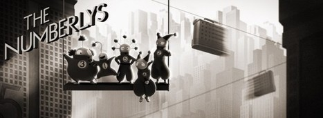 "Exquisite ""The Numberlys"" Blurs The Line Between App and Film 