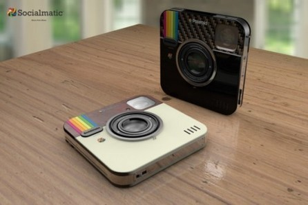 Instagram Camera Will Print Its Own Polaroids - PSFK | Gadgetry | Scoop.it