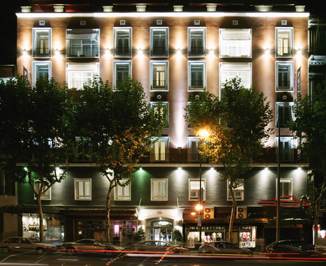 Petit Palace, a route through the most beautiful hotels in Madrid | Hotels in Madrid: Petit Palace Madrid | Scoop.it
