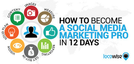 How To Become A Social Media Marketing Pro In 12 Days | SocialMedia_me | Scoop.it
