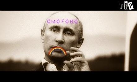 Phobia Awards: Putin è il peggiore! - JHP by Jimi Paradise ™ | QUEERWORLD! | Scoop.it