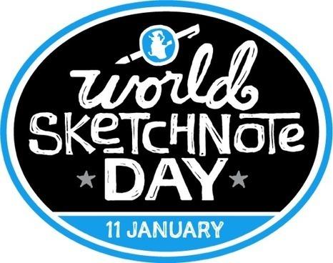 Heuristiquement: Première journée mondiale du Sketchnoting! | Mes ressources personnelles | Scoop.it
