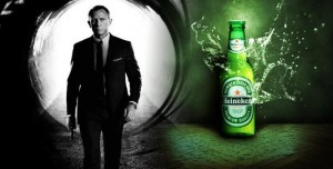 James Bond se met à la bière Heineken | Actualité de l'Industrie Agroalimentaire | agro-media.fr | Scoop.it