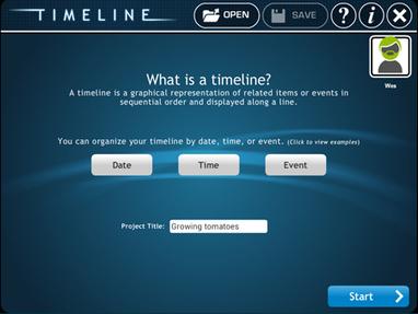 Timeline - ReadWriteThink | Curriculum resource reviews | Scoop.it