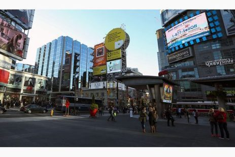 Toronto's advertising sign companies push hard for digital billboards | Toronto Star | State of Flux Weekly | Scoop.it