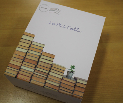 Collibris lance le Ptit Colli, sa box littéraire personnalisée   Lecteurs en communautés et lecture sociale   Scoop.it
