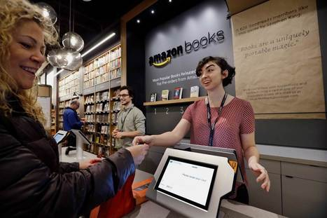 Amazon to open a Bookstore in Chicago | Ebook and Publishing | Scoop.it