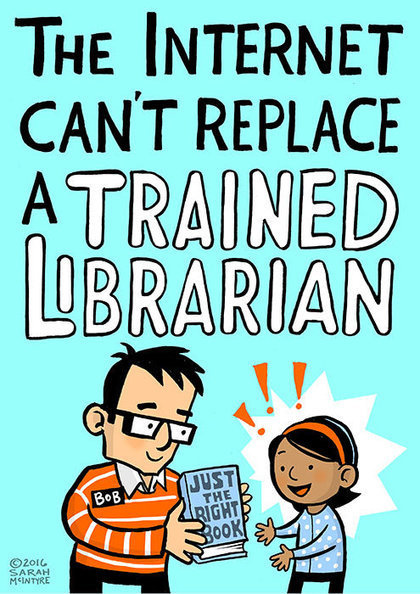 It's time: let's improve schools' perceptions of teacher librarians | School Library Advocacy | Scoop.it