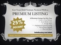 Fancy saving 25%? Still time ... | Fashion Dolls | Scoop.it
