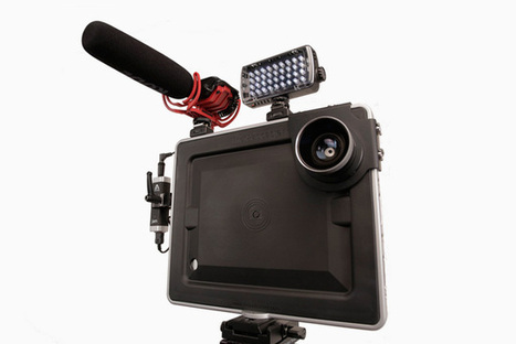 How to Turn Your iPad Into the Ultimate Video Rig - Wired | Video Transformation | Scoop.it