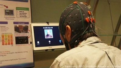 Samsung tests brainwave technology to find new ways to interact with mobile devices - Neurogadget.com | TechSmurf Futuristic Technologies | Scoop.it