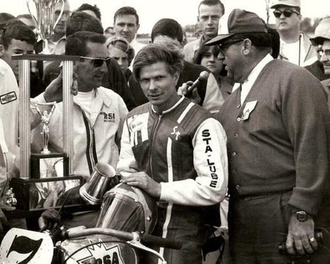 Classic Racer Sammy Tanner in Classic Racer Magazine | California Flat Track Association (CFTA) | Scoop.it