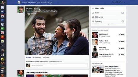 Facebook Studio: A New Look for News Feed | Sniffer | Scoop.it
