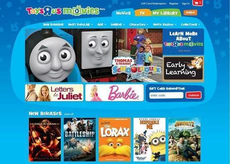 Toys 'R' Us introduces video-streaming service | Business in a Social Media World | Scoop.it