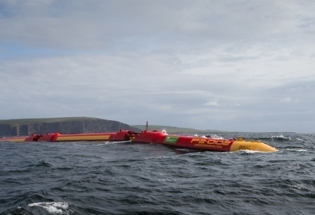Scottish Government Funds Commercialisation of Pelamis Wave ... | Wave Energy | Scoop.it