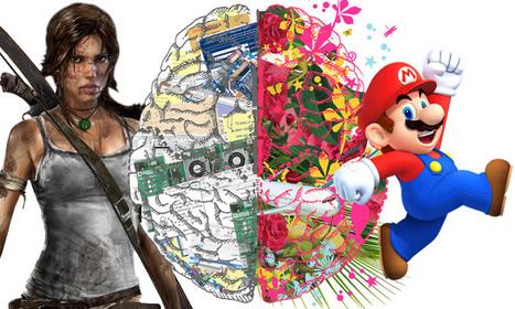 Jouer aux jeux vidéo change votre façon de rêver | Sciences cognitives | Scoop.it