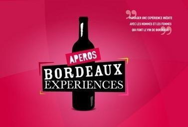 Les Apéros Bordeaux reviennent en France avec un nouveau concept | Agenda du vin | Scoop.it
