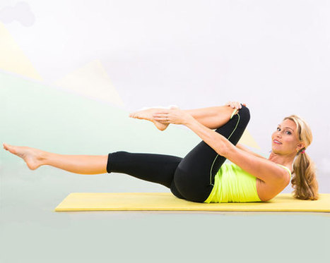 How Do I Do Pilates for Weight Loss? | Women's Health Magazine | Strictly Pilates | Scoop.it