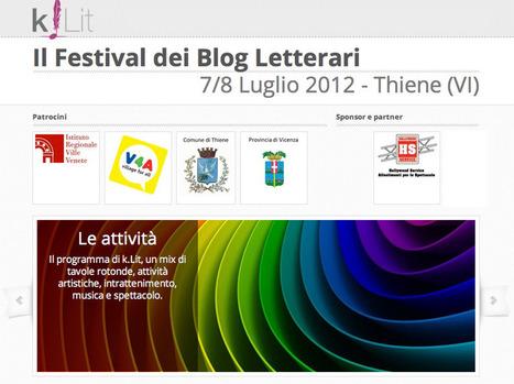 K.Lit: il primo festival dei blog letterari | Diskos | Scrittura creativa | Scoop.it