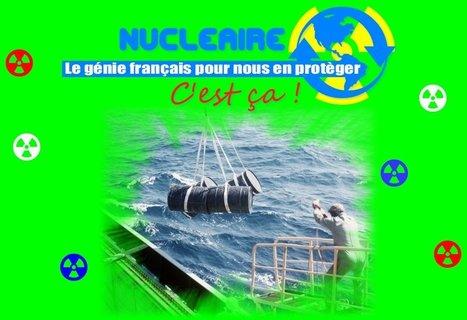 """Océans : quand ils sont considérés comme lieu de stockage """"ultime"""" des déchets nucléaires   Le Côté Obscur du Nucléaire Français   Scoop.it"""