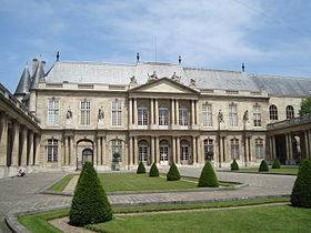 Visite virtuelle des Archives nationales de France à l'Hôtel de Soubise | Revue de Web par ClC | Scoop.it