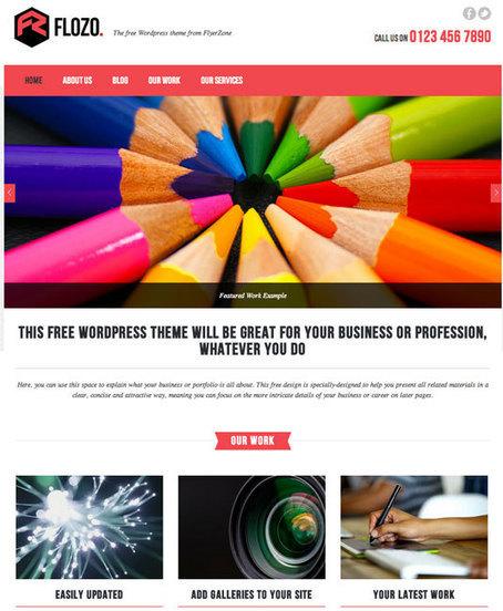 12 Plantillas WordPress para descargar gratis | Fotografia digital | Scoop.it