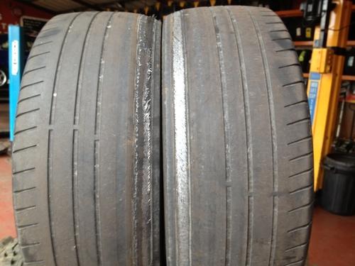Worn Tyres Dangerous