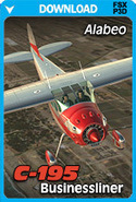 Alabeo C195 Businessliner (FSX+P3D)   PC Aviator Flight Simulation News   Scoop.it
