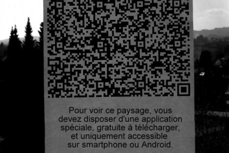 Un panorama en QR Code! | Info tourisme | Scoop.it
