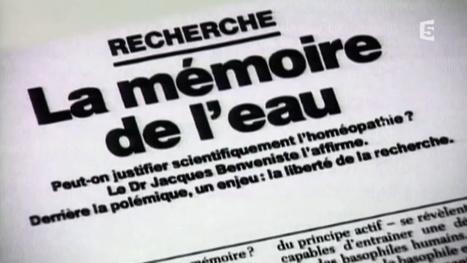 Documentaire – On a retrouvé la MÉMOIRE DE L'EAU | Construire le monde de demain | Scoop.it