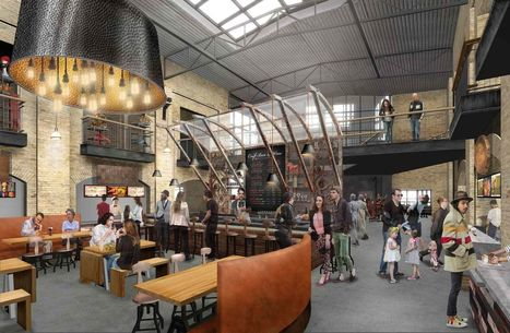 The Forks unveils plans for new food court | Winnipeg Market Update | Scoop.it