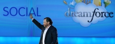 Salesforce Launches A Social Ad App Merging CRM Data With Social Media | Emailing | Scoop.it