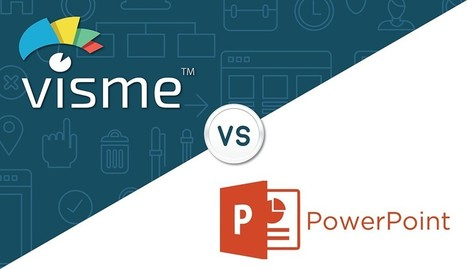 PowerPoint Versus Visme: Which One Is Right For You? | Pedalogica: educación y TIC | Scoop.it