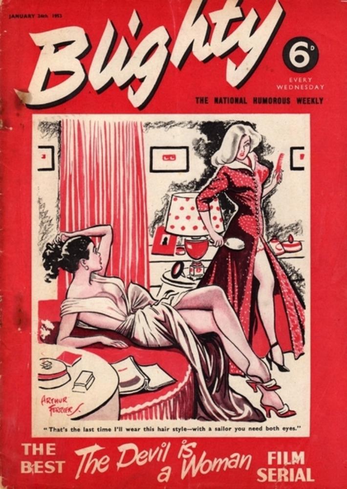 Blighty, The Devil Is A Woman | Sex History | Scoop.it