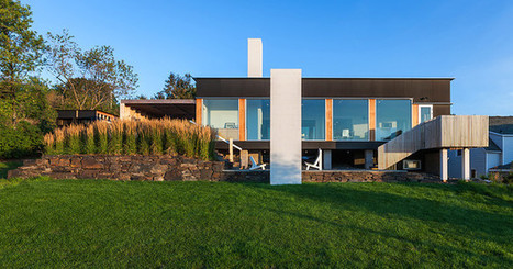 Американский минимализм в архитектуре: новый уровень   Amuze   Scoop.it