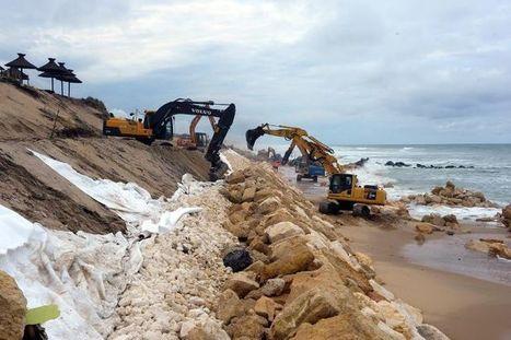 Le littoral aquitain mangé par les tempêtes exceptionnelles de l'hiver 2013/2014 | Risques et Catastrophes naturelles dans le monde | Scoop.it