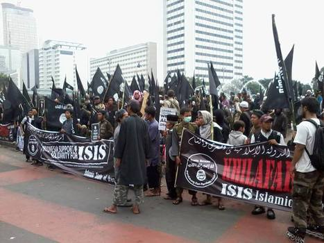 Indonesia Mendadak ISIS? | Cuplikan Kapal Kertas | Scoop.it
