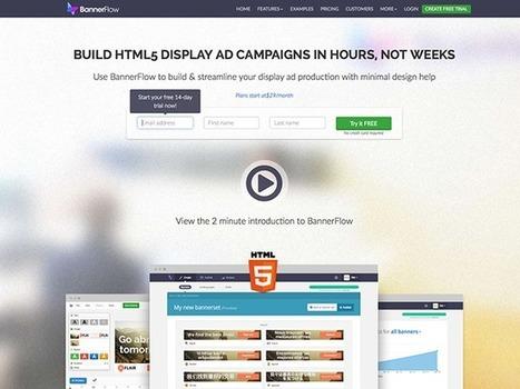 Bannerflow Review on Moblized | Web Design, SEO & Social Media Marketing | Scoop.it