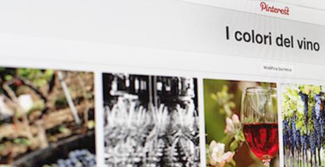 Pinterest: il social network delle immagini per il mondo del vino   Food & Web 2.0   Scoop.it