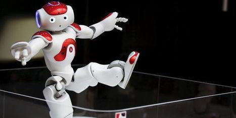Le droit des robots à dire non et autres nouvelles scientifiques | C@fé des Sciences | Scoop.it