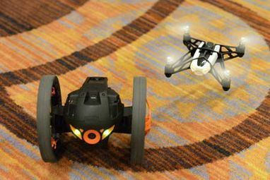 Parrot : deux nouveaux drones présentés au CES de Las Vegas | Le monde du mobile et ses nouveaux usages : news web mobile, apps en m sante  et telemedecine, m learning , e marketing , etc | Scoop.it