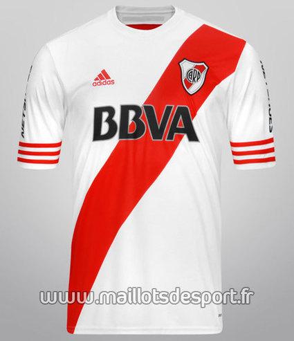 River Plate dévoile son Maillot domicile 2014-2015 ! | Maillot de Sport | Scoop.it