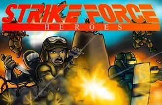 Strike Force Heroes | Armor Games | TankGames | Scoop.it