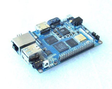 Banana Pi M3 Octa core | ARM Turkey - Arm Board, Linux, Banana Pi, Raspberry Pi | Scoop.it