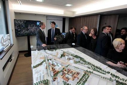 """Des bureaux à Paris pour """"vendre"""" l'Eco Vallée de Nice   Innovation, Eco-vallée Nice, Sophia-Antipolis   Scoop.it"""