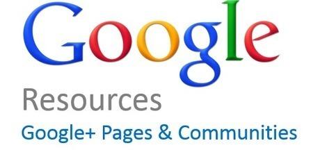 Official Google Communities & Google Pages on #Google Plus | Kresna | Scoop.it