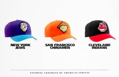 AMERICAN INDIAN GROUP RELEASES GRAPHIC TO SHOW RACISM IN SPORTS LOGOS | Community Village Daily | Scoop.it