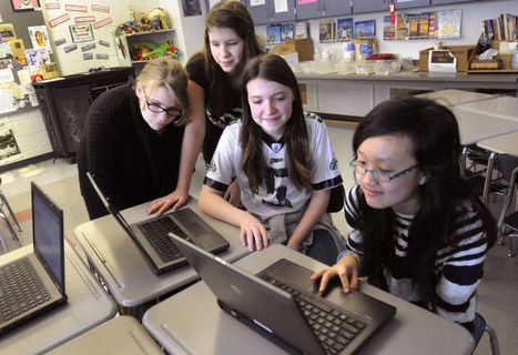 Quakertown school getting technological - The Intelligencer | Blended Technology and the 21st Century Classroom | Scoop.it